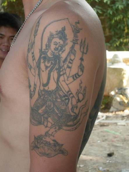 50 Beautiful Ganesha Tattoos designs and ideas With Meaning